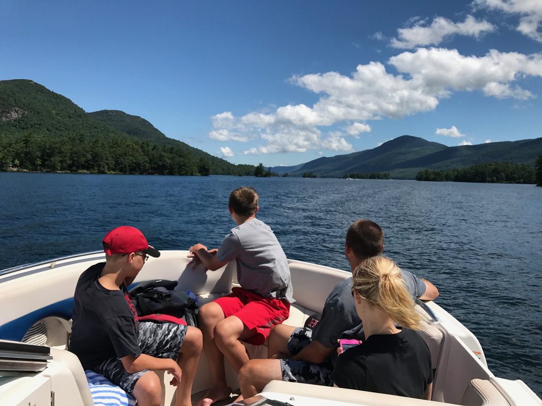 Boat Rental Lake George